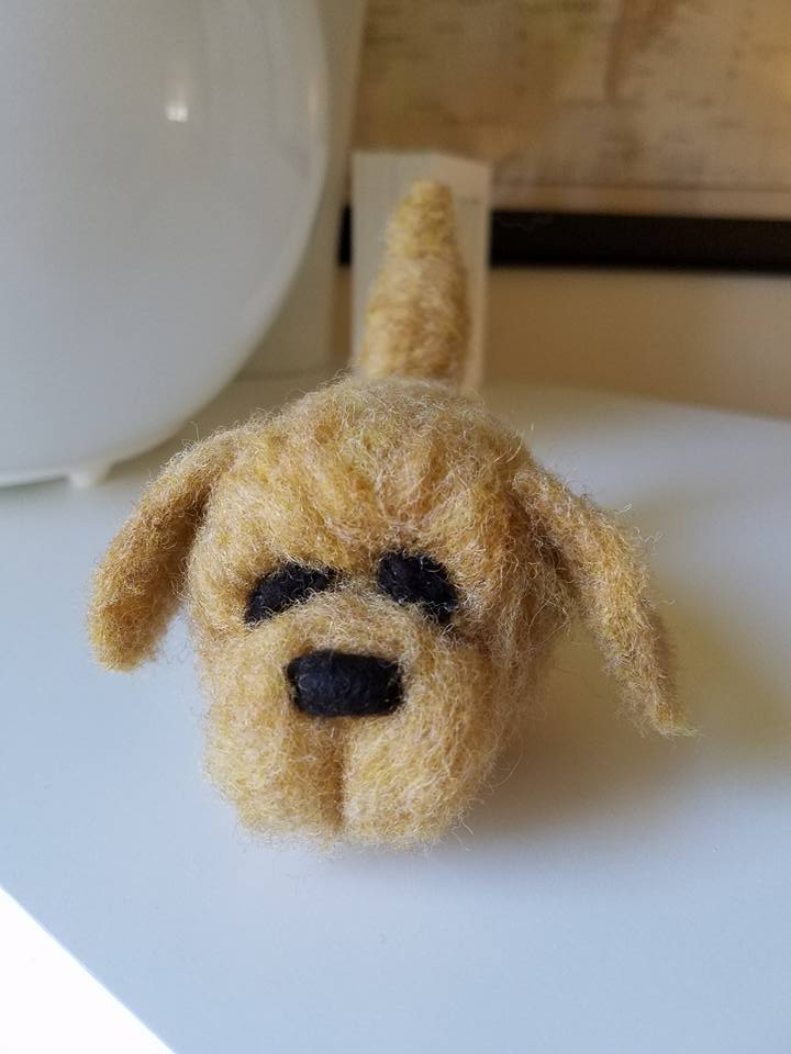 Custom Puppy Dog
