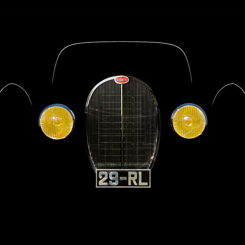 1929 Bugatti by Breck Rothage, Limited Edition Print