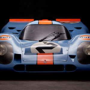 Porsche 917, Front View by Rick Graves, Limited Edition Print