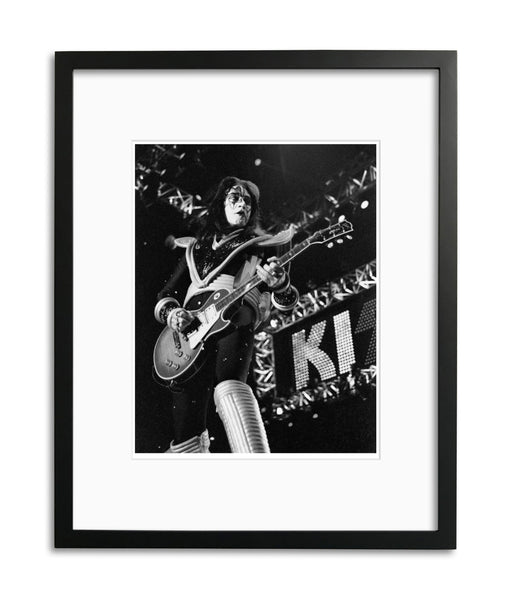 Ace Frehley, Kiss, Limited Edition Print