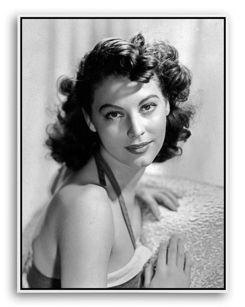 Ava Gardner 1940, Limited Edition Print