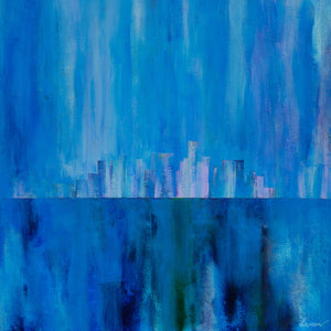 Bay City Blues by Lawson, Limited Edition Print