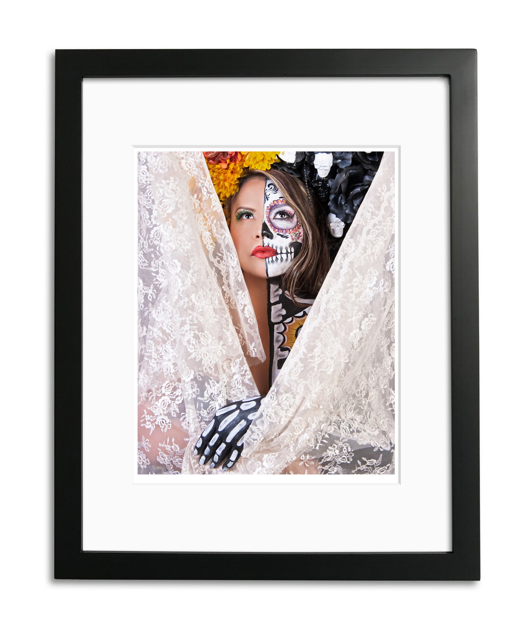 Behind the Lace by Chris Gomez, Limited Edition Print