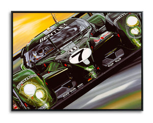 Mr Le Mans and the Bentley Boys by Colin Carter