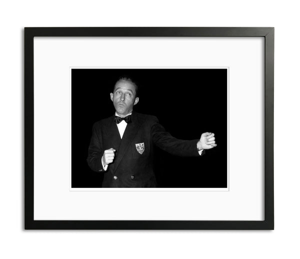 Bing Crosby, High Society, Limited Edition Print