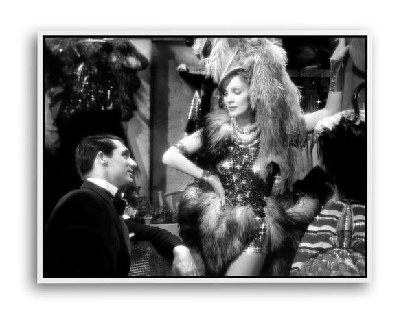 Cary Grant & Marlene Dietrich, Blonde Venus, Limited Edition Print