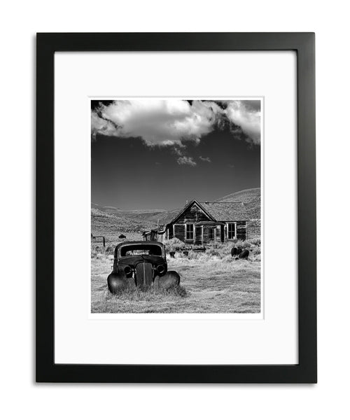 Bodie Car, by Scott Squires, Limited Edition Print
