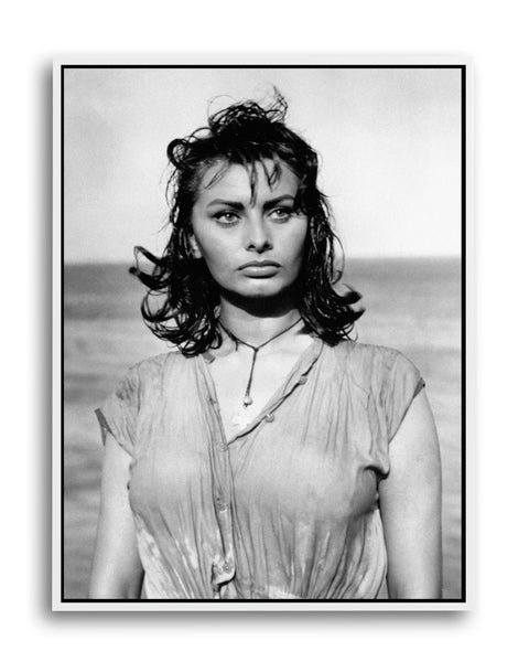 Sophia Loren, Boy on a Dolphin, Limited Edition Print