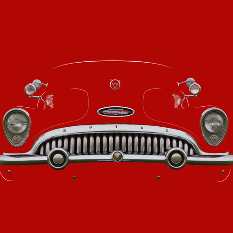 Buick 1953 by Breck Rothage, Limited Edition Print