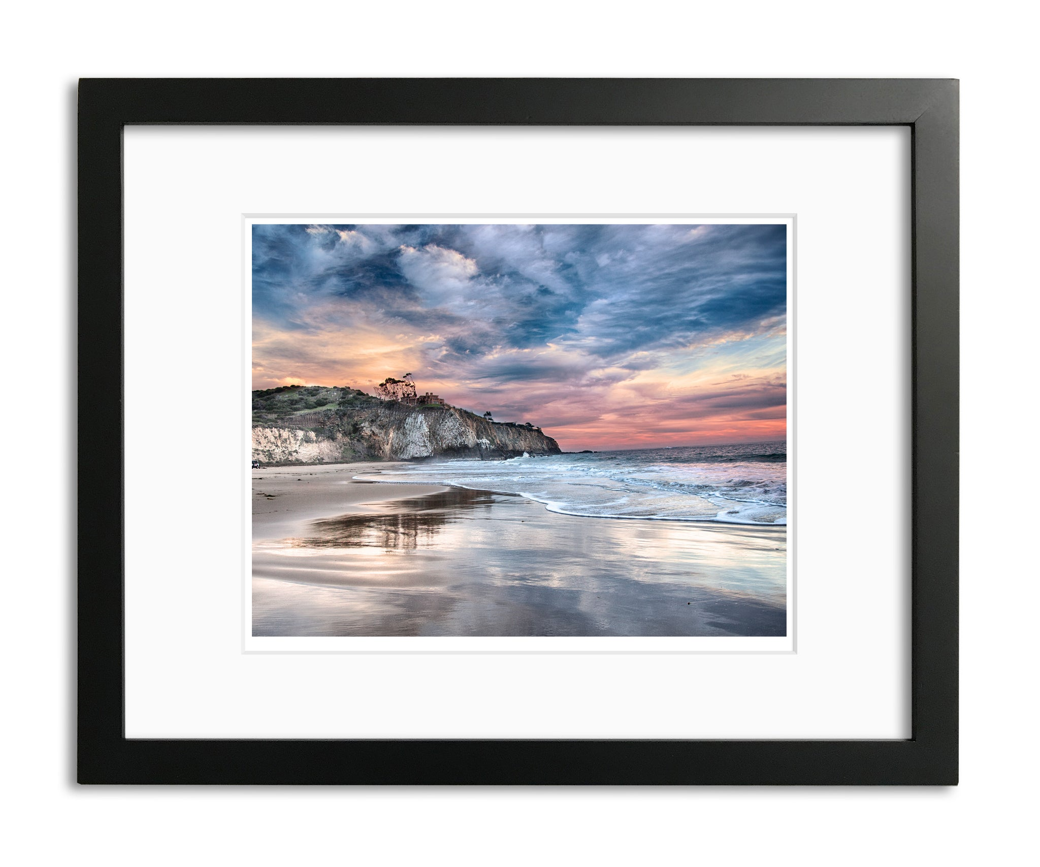 El Moro Bay by Al Gerk, Limited Edition Print