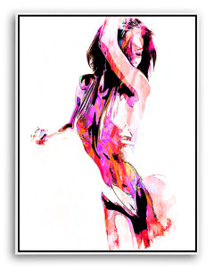 Eva by Harry Taylor, Limited Edition Print