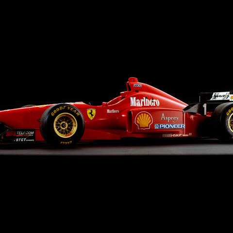 Ferrari F310, 1996, Side View by Rick Graves, Limited Edition Print
