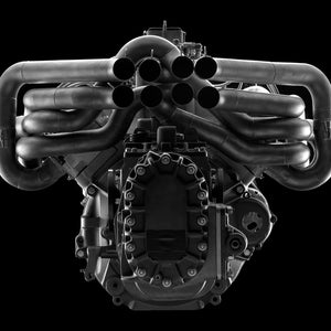 Ford 1967 GT40 Engine Detail by Boyd Jaynes, Limited Edition Print