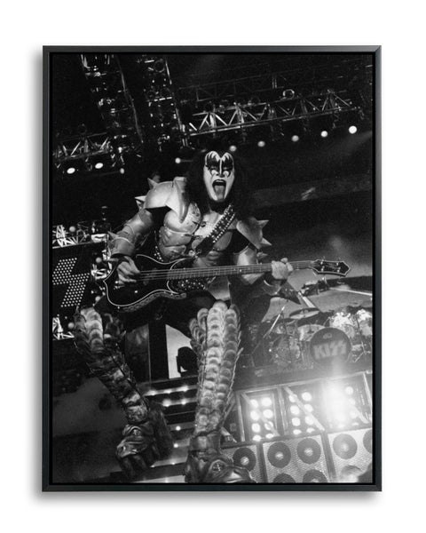 Gene Simmons, Limited Edition Print