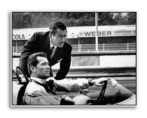 James Garner, Grand Prix, Limited Edition Print