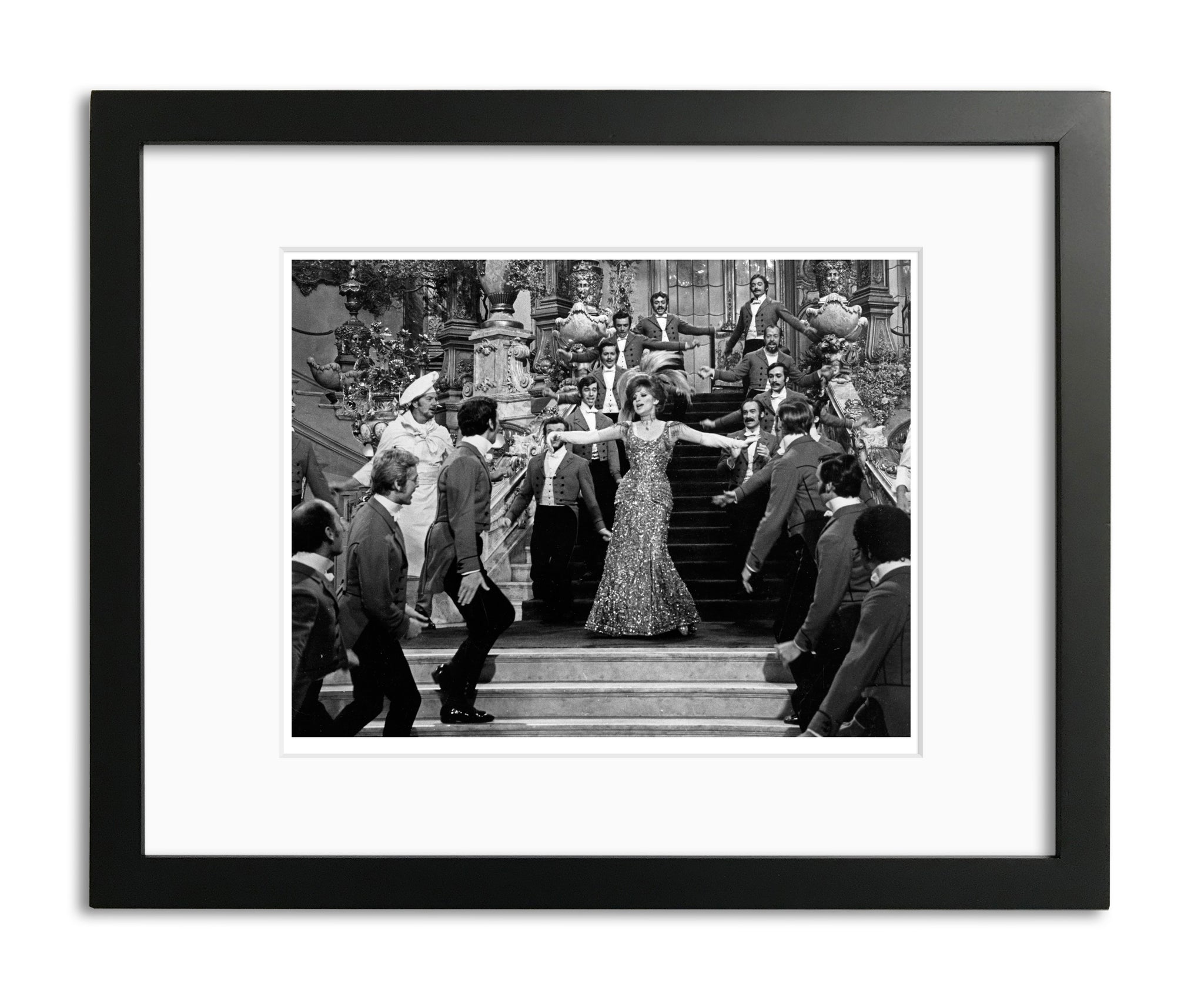 Barbara Streisand, 'Hello Dolly', Limited Edition Print