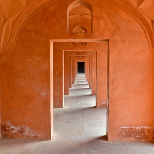 Infinity, Agra Fort, Agra Utter, Pradesh, India, by Robert Ross, Limited Edition Print
