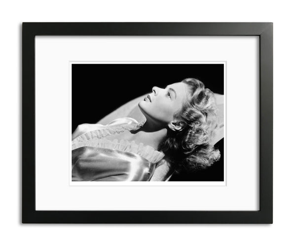 Ingrid Bergman, Limited Edition Print