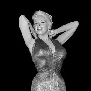 Jayne Mansfield, Limited Edition Print