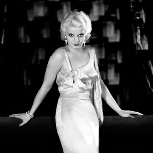 Jean Harlow 'The Public Enemy', Limited Edition Print
