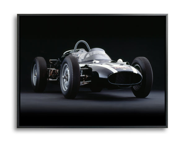 Kimberly Cooper T54, 1961, Front View by Rick Graves