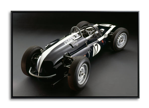 Kimberly Cooper T54, 1961, Rear View by Rick Graves