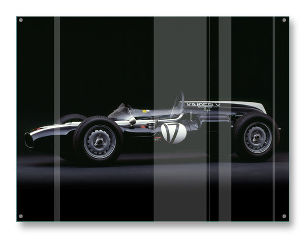 Kimberly Cooper T54, 1961, Side View by Rick Graves