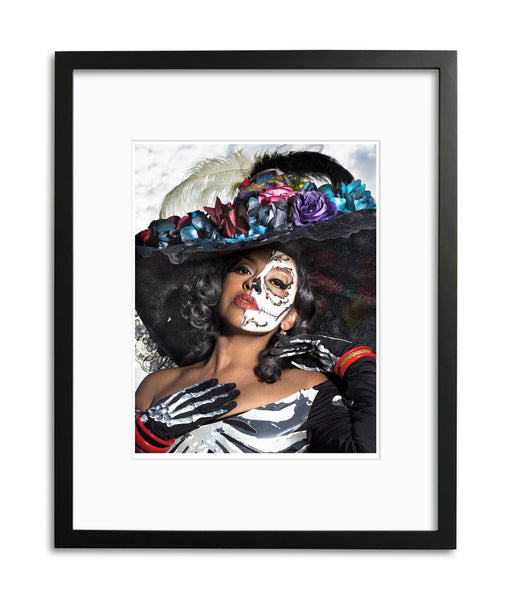 La Catrina by Chris Gomez, Limited Edition Print