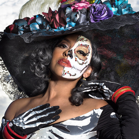 La Catrina, Limited Edition Print