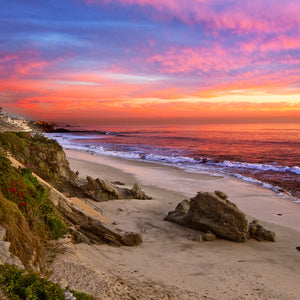 Laguna Beach by Al Gerk, Limited Edition Print