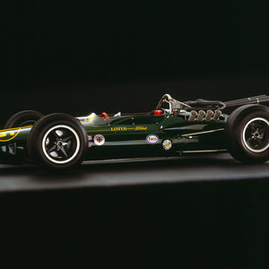 Lotus 34 Ford, 1964, Side View by Rick Graves, Limited Edition Print