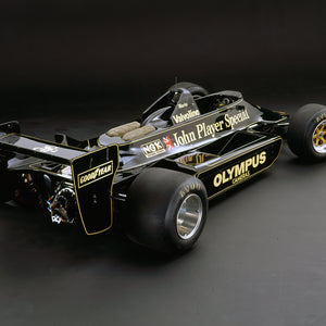 Lotus 79 Ford, 1978, Rear View by Rick Graves