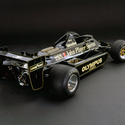 Lotus 79 Ford, 1978, Rear View by Rick Graves, Limited Edition Print