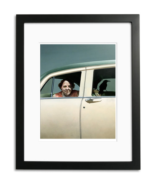 Mama's Waiting by Bruce Burr, Limited Edition Print