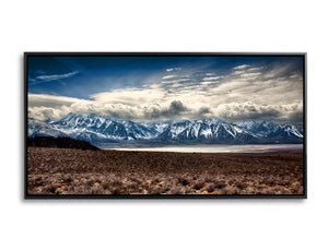 Mountain Skyline Panoramic by Al Gerk, Limited Edition Print