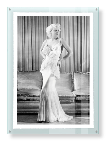 Jean Harlow, Reckless, Limited Edition Print