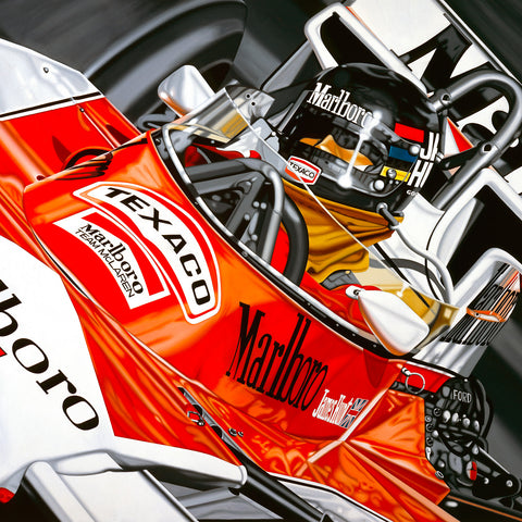 James Hunt, Remembering James by Colin Carter