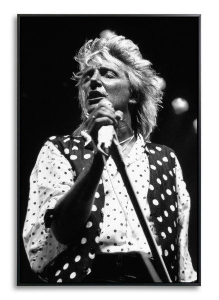 Rod Stewart, Limited Edition Print