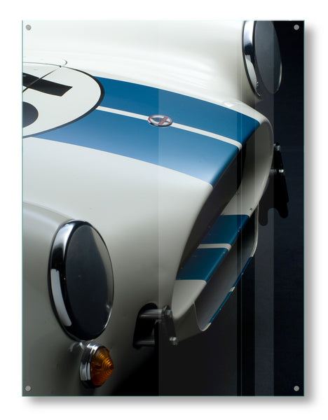 Shelby Cobra CSX 2226 Front Detail by Boyd Jaynes