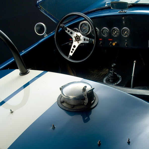 Shelby Cobra CSX 2345 Detail by Boyd Jaynes