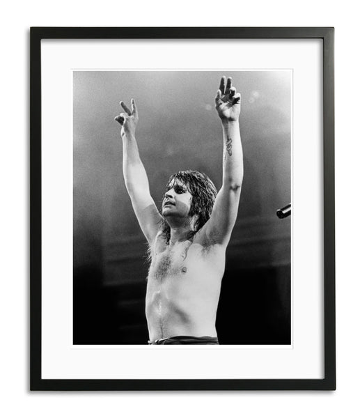 Ozzy Osbourne, Speak of The Devil Limited Edition Print
