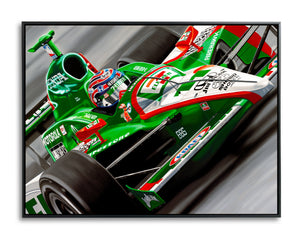 Tony Kanaan, Texas Finale by Colin Carter
