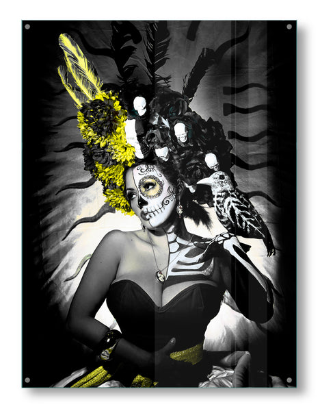The Crow by Chris Gomez, Limited Edition Print