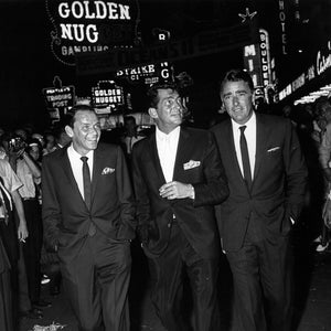 Frank Sinatra, Dean Martin & Peter Lawford, Ocean's 11, Limited Edition Print