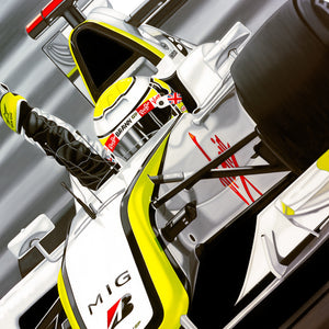 Jensen Button, The Makings of a Champion by Colin Carter