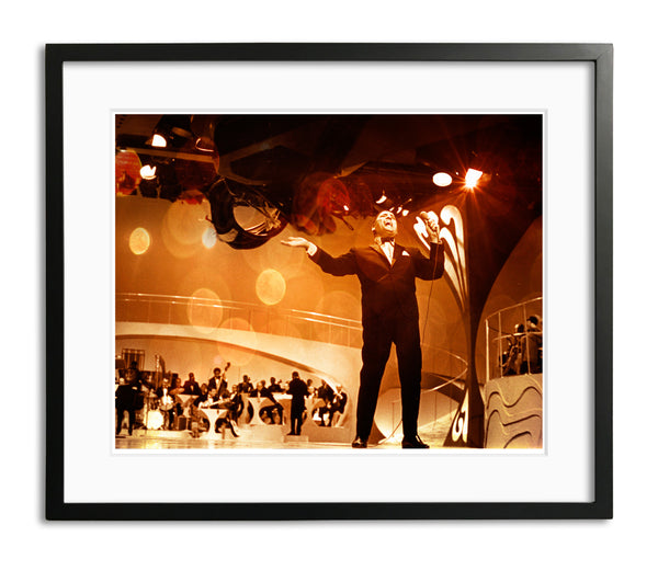 Tony Bennett by Daniel Goldberg, Limited Edition Print