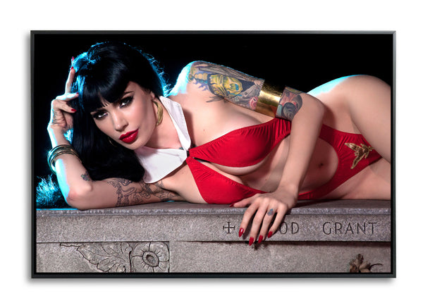 Vampirella by Chris Gomez, Limited Edition Print