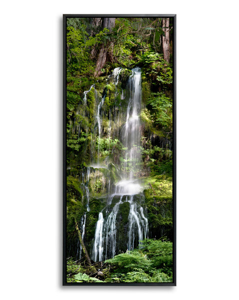 Waterfall Panoramic by Al Gerk, Limited Edition Print