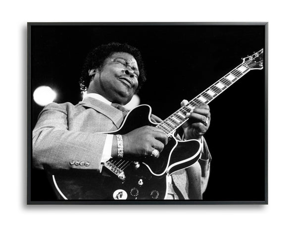 BB King Limited Edition Print