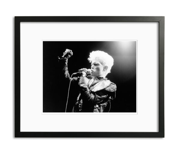 Billy Idol, Limited Edition Print